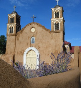 San Miguel Church, Socorro